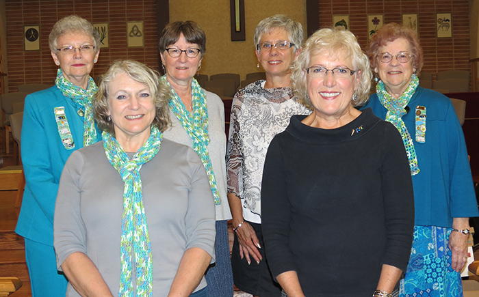 2018 Susquehanna Conference United Methodist Women Officers