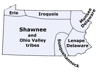 pennsylvania Tribes